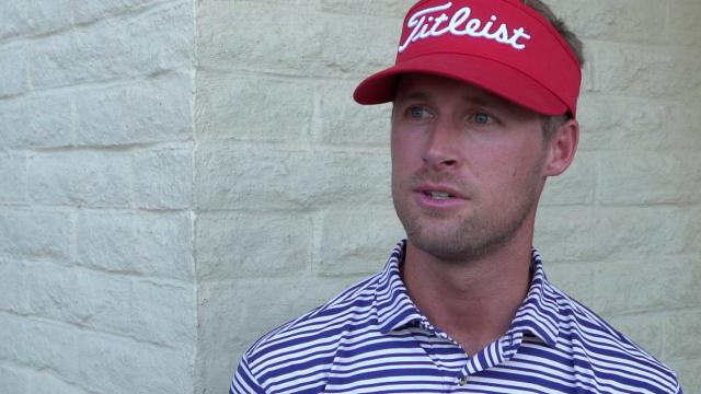 Tyson Alexander comments after Round 2 of Wichita Open