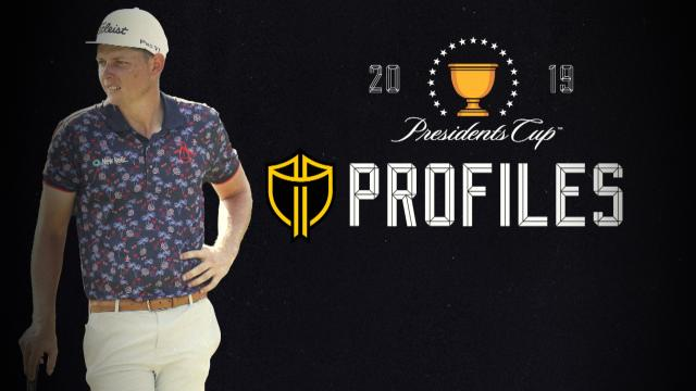 Cameron Smith | Presidents Cup Profiles