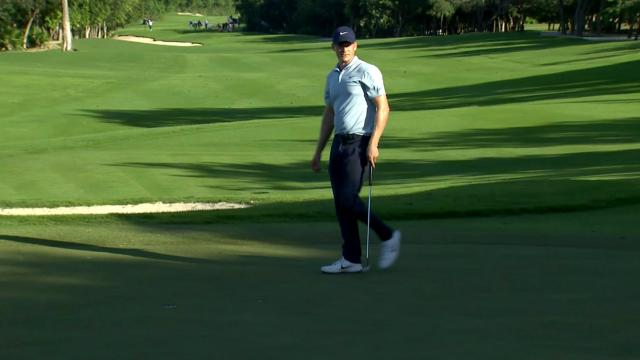 Adam Long's Round 2 highlights from Mayakoba
