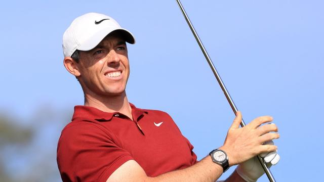 Rory McIlroy's Round 1 highlights from Farmers