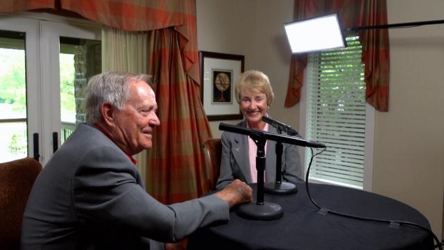 PGA TOUR | Up & Down with Barbara and Jack Nicklaus