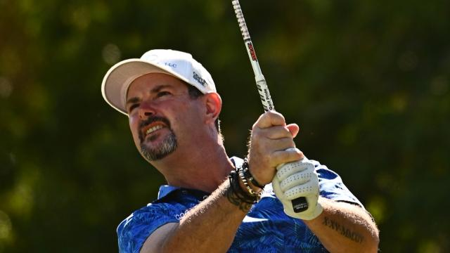 Today's Top Plays: Rory Sabbatini's exciting chip-in eagle is the Shot of the Day