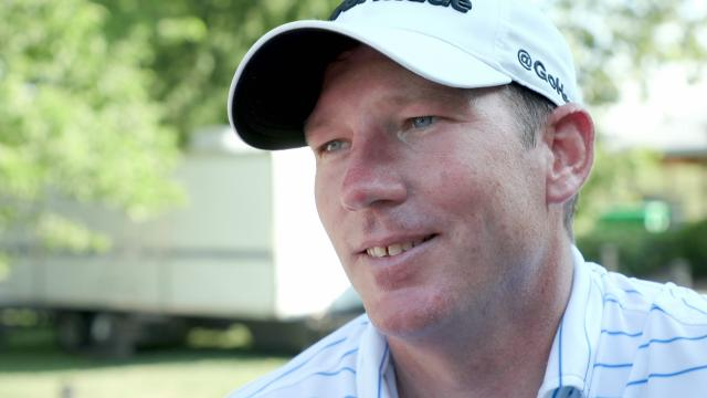 Jim Herman comments after Round 3 of Barbasol