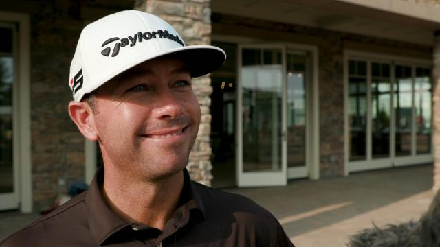 Chez Reavie interview after Round 3 of Travelers