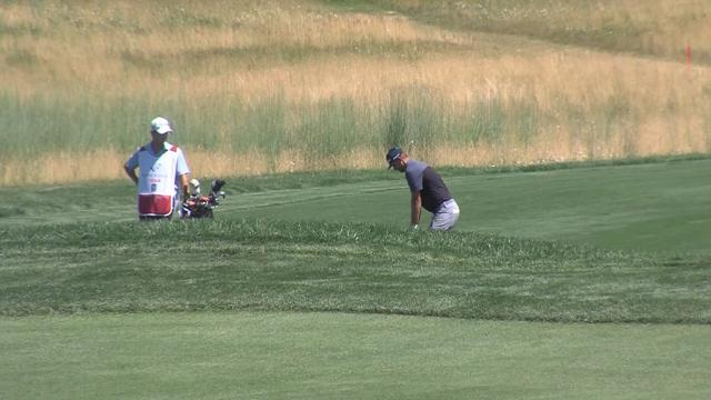 Top-3 shots from Round 1 at the TPC Colorado Championship