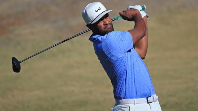 Tony Finau's Round 1 highlights from The American Express
