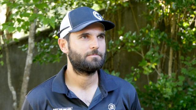 Paul Barjon interview after Round 3 of the WinCo Foods