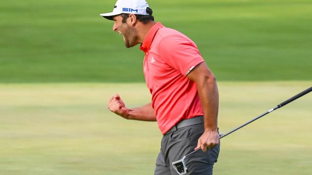 Today's Top Plays: Jon Rahm's winning putt leads Shots of the Week
