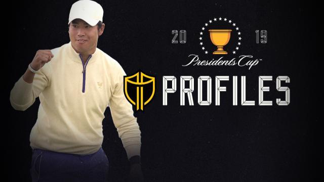 Hideki Matsuyama | Presidents Cup Profiles