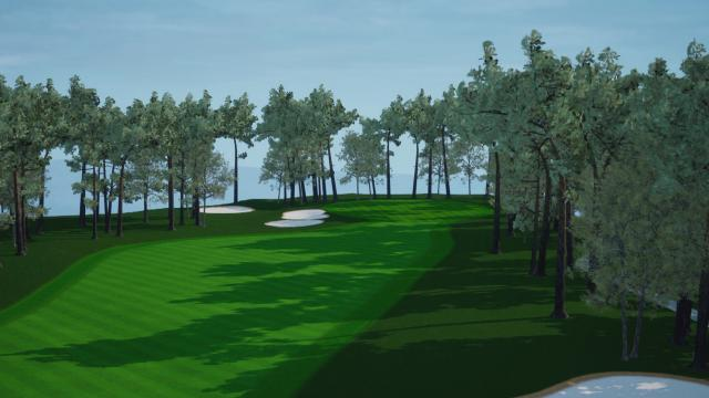 World Golf Championships-Mexico Championship Course Hole Overview