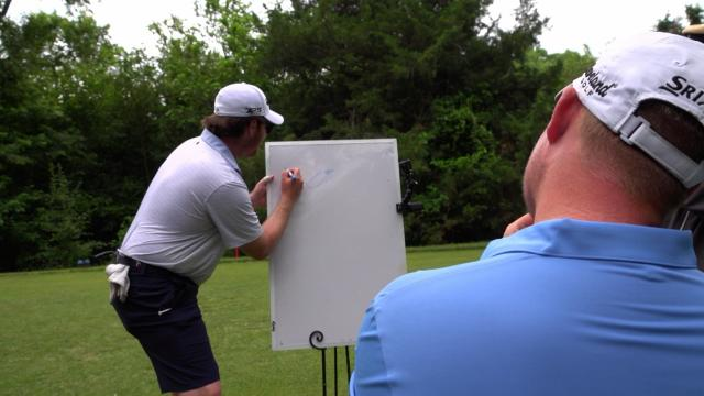Korn Ferry Tour pros play Pictionary to reveal new Tour name