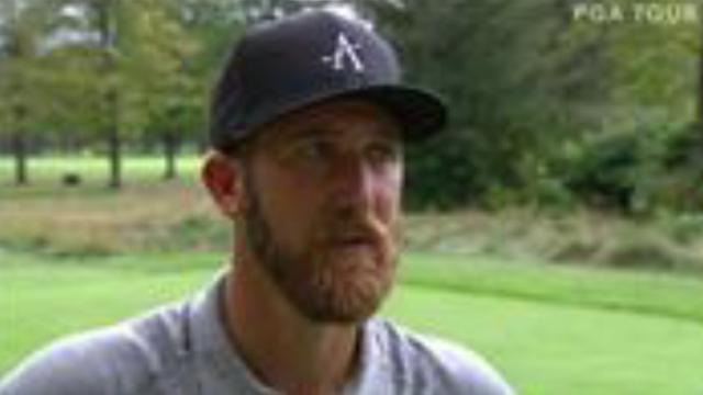 Kevin Chappell's interview after Round 2 of The Greenbrier