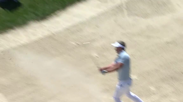 Luke Donald gets up-and-down from bunker at Valspar