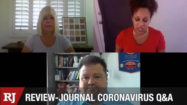 Las Vegas Review Journal News | Covid-19 Q&A