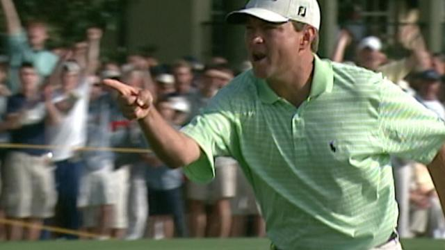 Davis Love III's best all-time shots at RBC Heritage