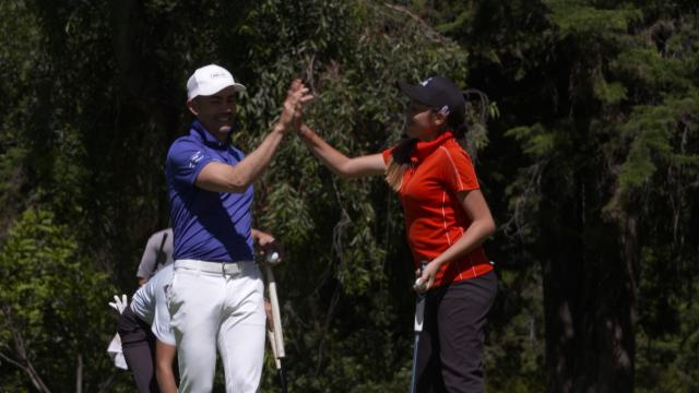 Camilo Villegas surprises Shelsea Vera, 15, to play Bogota Championship pro-am