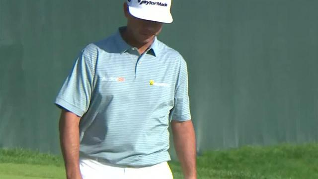 Chez Reavie's clutch birdie on 71st hole at Travelers