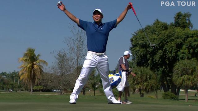 Anthony Kim's career highlights