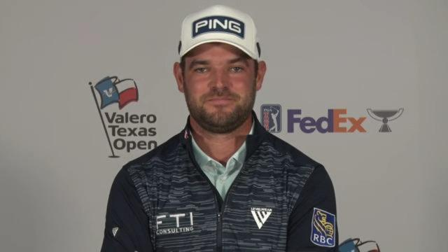 PGA TOUR | Defending Champion Corey Conners reflects on his 2019 victory before Valero