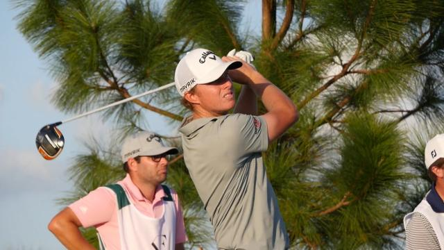 3 things to know from Round 3 of the LECOM Suncoast Classic