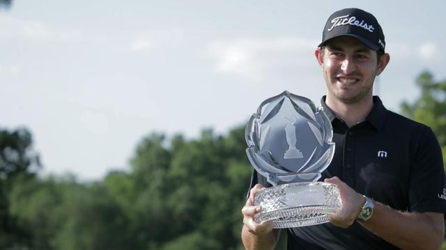 Patrick Cantlay's winning highlights from the Memorial Tournament