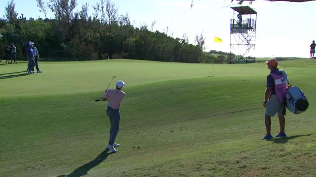 Today's Top Plays: Brendon Todd's beautiful chip-in birdie for Shot of the Day at Bermuda