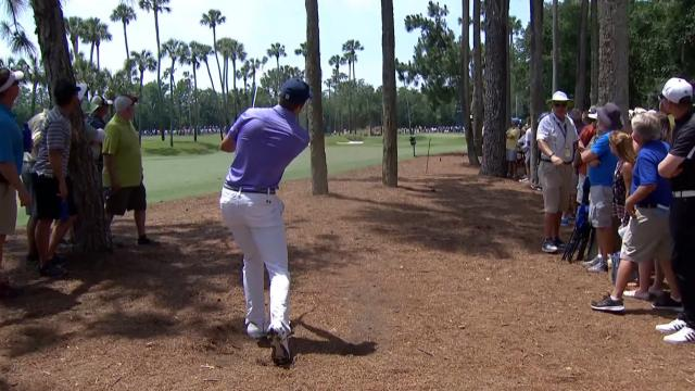 Players 'split the uprights' on the PGA TOUR