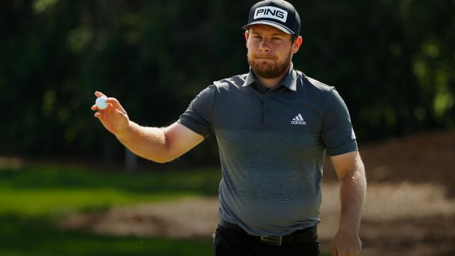 Tyrrell Hatton's Round 2 highlights from Arnold Palmer