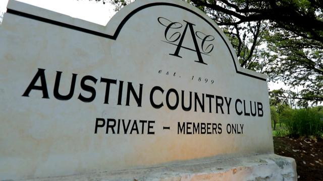 PGA TOUR | Austin Country Club overview