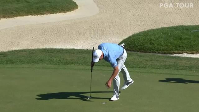 Jim Furyk sticks approach to set up birdie at Valspar