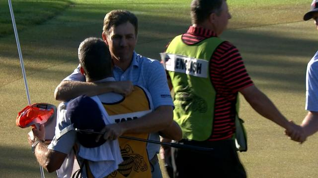 Brendon Todd gets up-and-down to hold on to win at Mayakoba