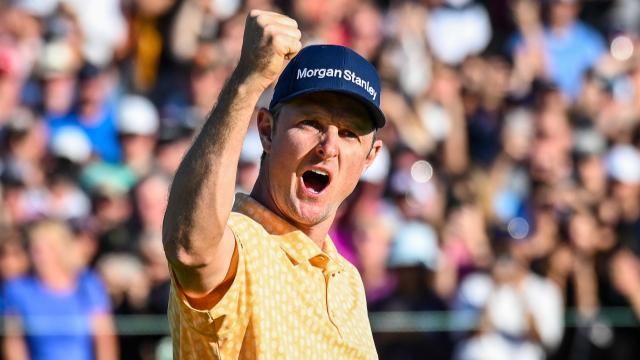 Justin Rose's best shots on the PGA TOUR