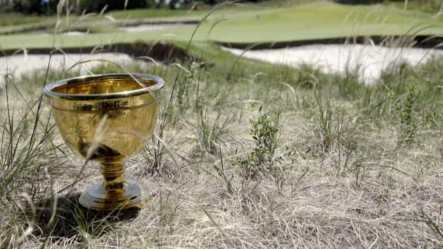 Presidents Cup team rosters are on PGA TOUR players' minds