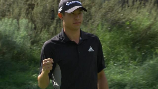 Today's Top Plays: Collin Morikawa's clutch birdie putt leads Shots of the Week