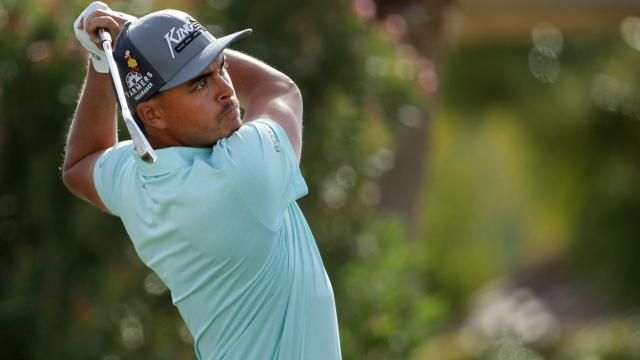 Rickie Fowler's Round 2 highlights from The American Express