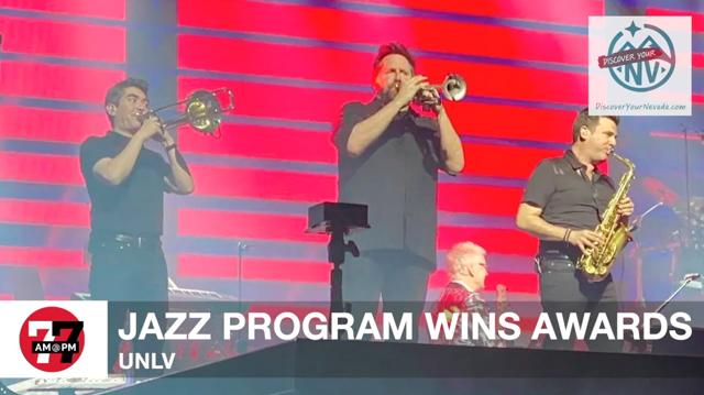 LVRJ Entertainment 7@7 | UNLV Jazz Program wins awards