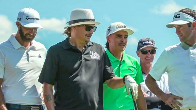 Fowler, Watson & DJ compete in Area 313 Celebrity Challenge at Rocket Mortgage