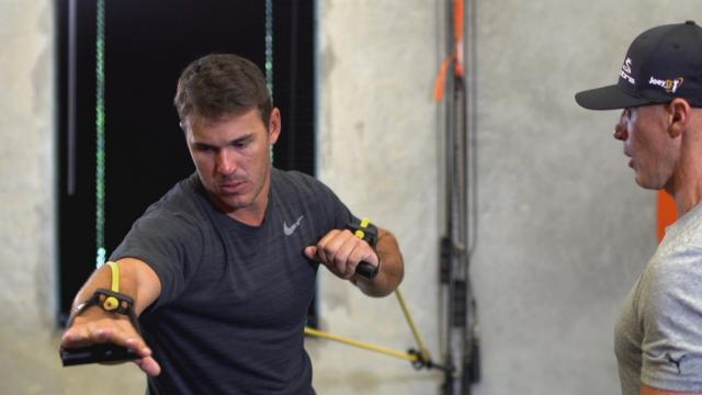 TOUR players on the value of fitness