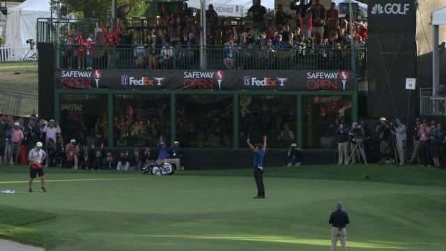 Cameron Champ's Round 4 highlights from Safeway Open