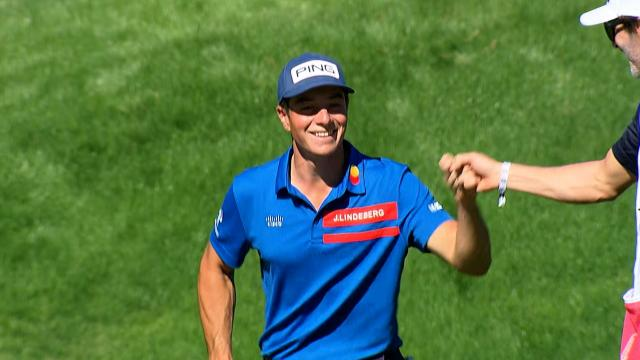 Top-10 shots from THE CJ CUP