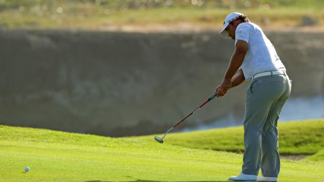 PGA TOUR   Today's Top Plays: Rafael Campos' closing birdie putt is the Shot of the Day