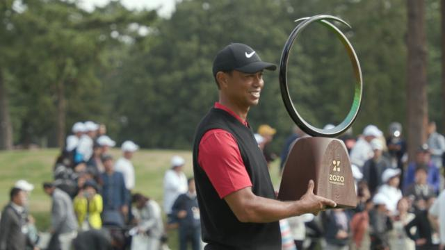 Tiger Woods reflects on 82 PGA TOUR victories