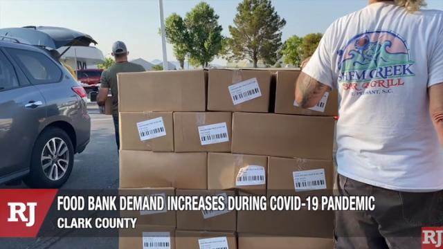 Las Vegas Review Journal News | Food Shortage