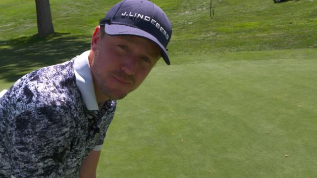 Jonas Blixt explains Stableford ahead of Barracuda Championship