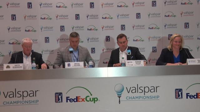 PGA TOUR announces contract extension before Valspar