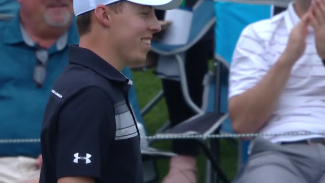 Matthew Fitzpatrick nearly aces No. 17 at THE PLAYERS
