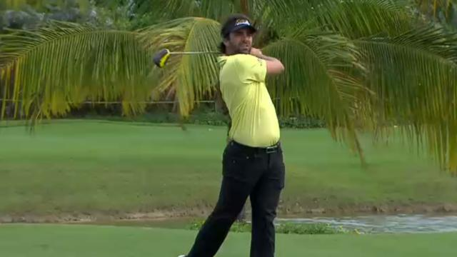 Top-3 shots from Round 3 at the Great Abaco Classic