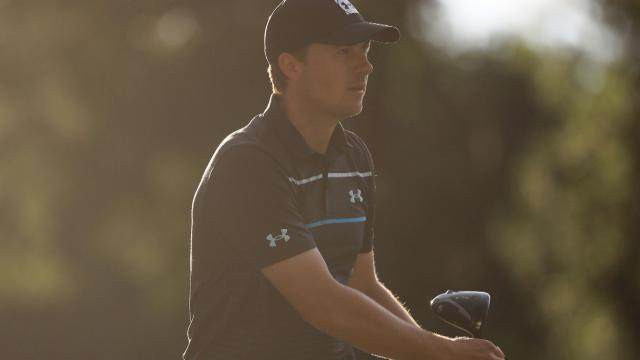Spieth's streak, Poulter's playless layoff, Fowler's incredible hook