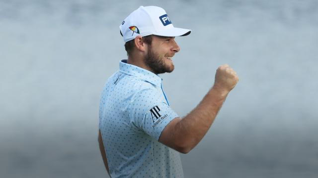 Tyrrell Hatton earns first career win at Arnold Palmer