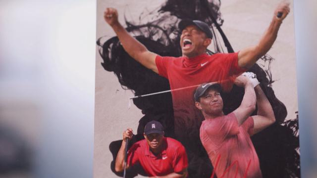 Tiger Woods' comeback throughout the 2010s
